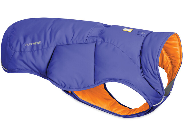 Ruffwear Quinzee Giacca isolante, huckleberry blue